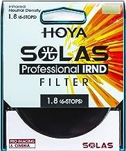 Hoya Solas IRND 1.8 67mm Infrared Neutral Density Filter