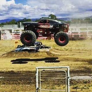 Monster Truck Racing Wallpaper
