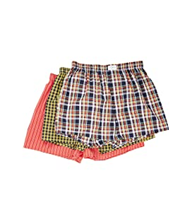 3-Pack Woven Boxers