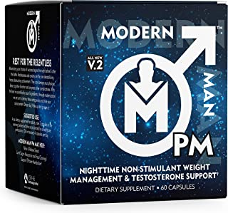 sleep supplement by Modern Man