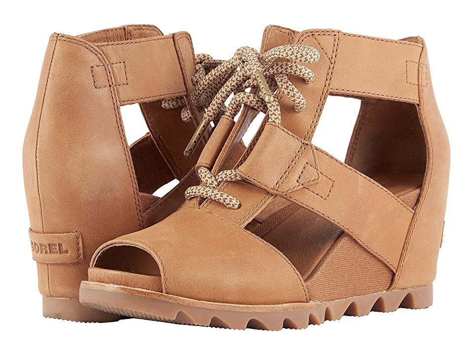 SOREL Joanie Lace (Camel Brown) Women