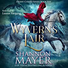 Wyvern's Lair: Desert Cursed Series, Book 5