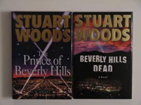 Stuart Woods Set (2 Book Set, Rick Barron Series:, The Prince of Beverly Hills, Beverly Hills Dead)