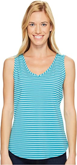 Active Essential Stripe Tank Top