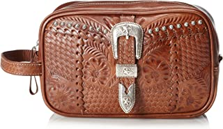 western hand tooled leather briefcases
