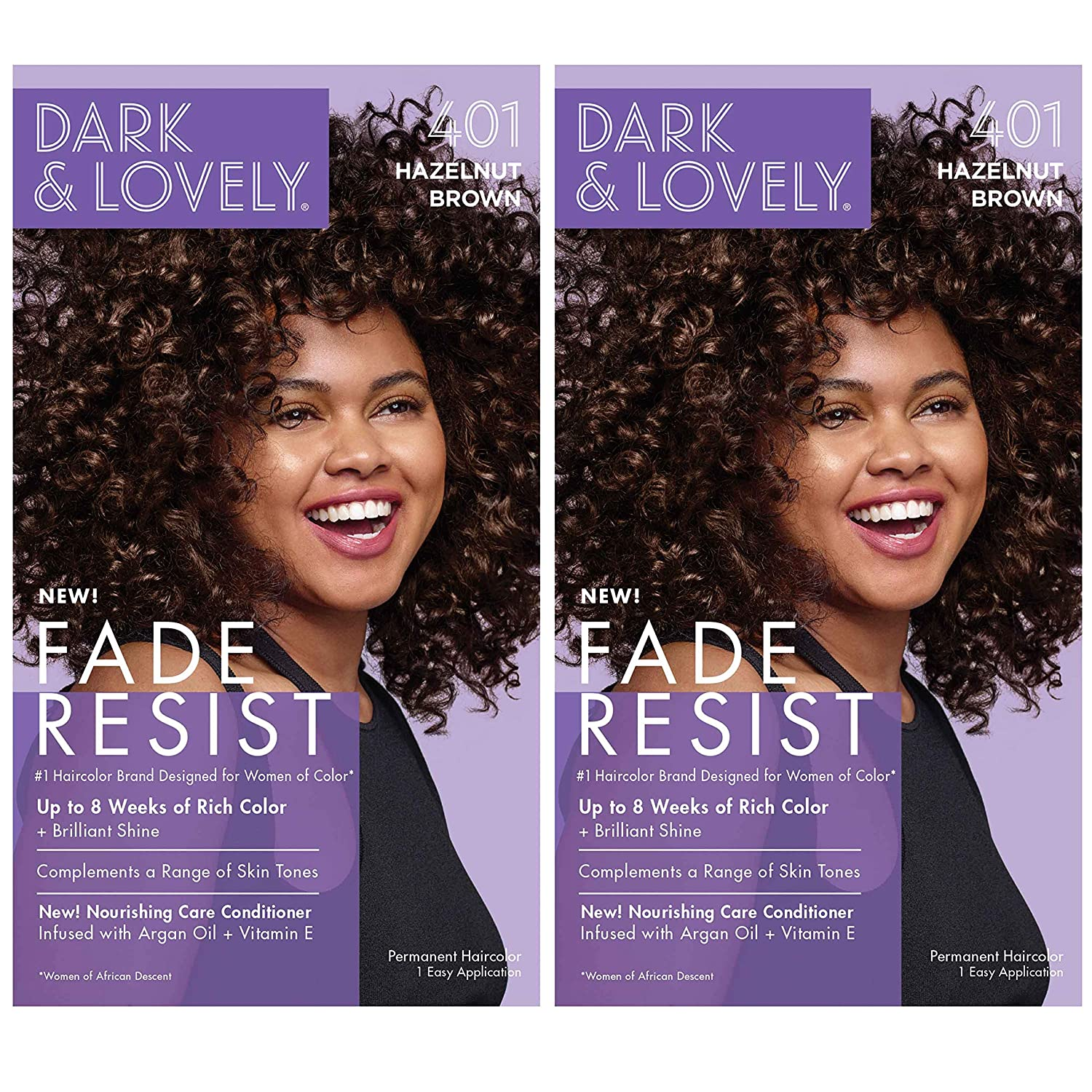 Permanent Hair Color by Fashionable Dark and Lovely Fade to Resist I Up 100% Factory outlet