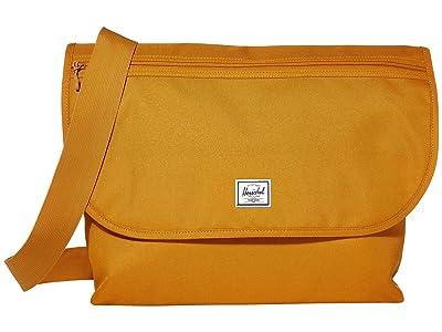 Herschel Supply Co. Grade (Buckthorn Brown) Messenger Bags