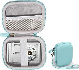 WGear Digital Camera Case for Sony W800/S, DSCW830; Canon PowerShot ELPH180, ELPH 190, ELPH 350 HS, ELPH 310 HS, ELPH 360;...