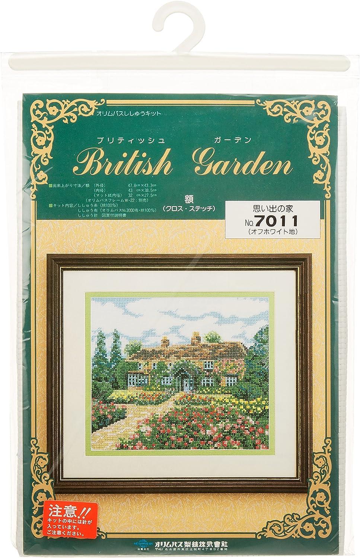 7011 Orimupasu Stickerei-Kit Bildspeicher von zu Hause B007APXS5C       Online Shop Europe  9fb723