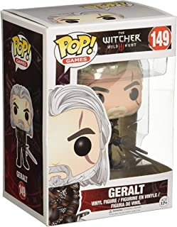 Muñecos coleccionables Funko POP Games The Witcher Wild Hunt, Estándar