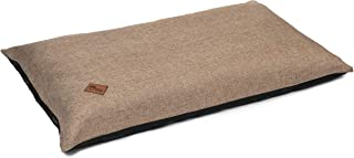 Superior Pet Goods Snoopy Thatch Dog Mat, Beige, Large