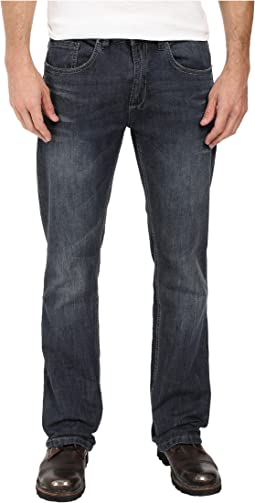 Buffalo David Bitton King Slim Boot Cut in Sandblasted/Vintage