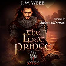 The Lost Prince: Crystal Crown Trilogy, Book 2