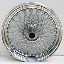 Best chrome twisted spokes harley Reviews