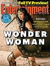 Entertainment Weekly Magazine (May 26, 2017) Gal Gadot Wonder Woman Cover