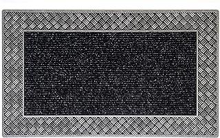 """366 Door Mat - Heavy Duty Entryway Rug - 29.5"""" x 17.7"""" x 0.3"""" Easy to Clean, Large Outdoor Doormats - Weather Resistant, W..."""
