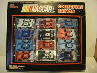 NASCAR Collectors Edition 1:64 Scale Die-Cast STOCK CAR Replicas [12-pack]