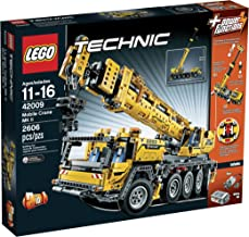 Best lego mobile crane mk ii instructions Reviews