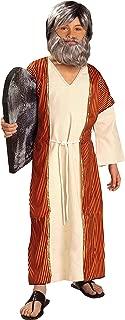 Forum Novelties Biblical Times Moses Costume, Child Large