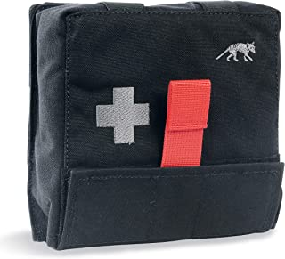 Tasmanian Tiger IFAK Pouch S, Tactical MOLLE Medical Pouch, First Aid Bag, Rip Away Panel, Small