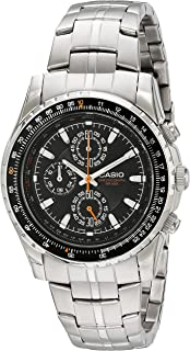 Casio Men's MTP4500D-1AV Slide Rule Bezel Aviator...