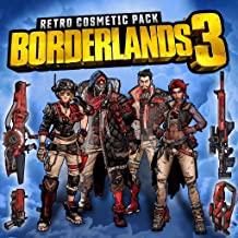 Borderlands 3: Borderlands 3 Retro Cosmetic Pack - [PS4 Digital Code]