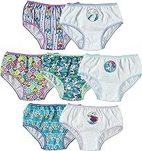Disney Little Girls' Frozen Seven-Pack Panty Set