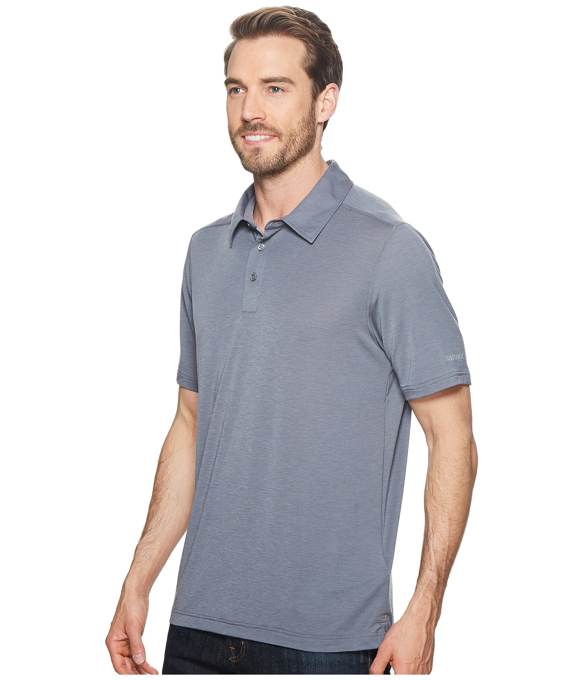 Steel Onyx Heather Polo Wallace Marmot Xqvwx0Yn