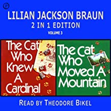 Best lilian jackson braun audio books Reviews