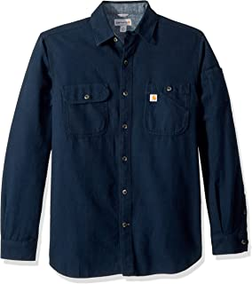 Men's Beartooth Solid Long Sleeve Shirt