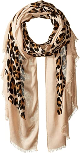 Leopard Oblong