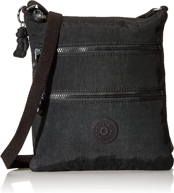 Kipling Keiko Mini Crossbody Bag, Black Noir, 8