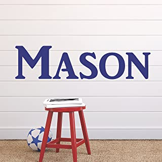 childrens name wall art stickers