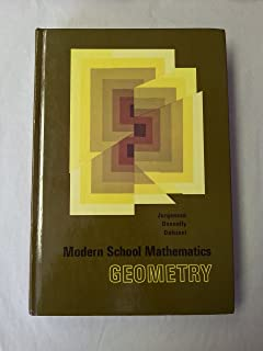 Modern School Mathematics Geometry