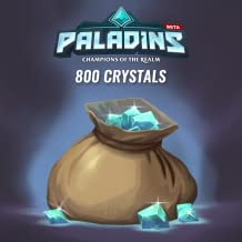 paladins crystal codes