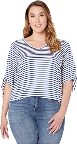0ee8064d2 Women's 3/4 Sleeve T Shirts + FREE SHIPPING | Clothing | Zappos.com