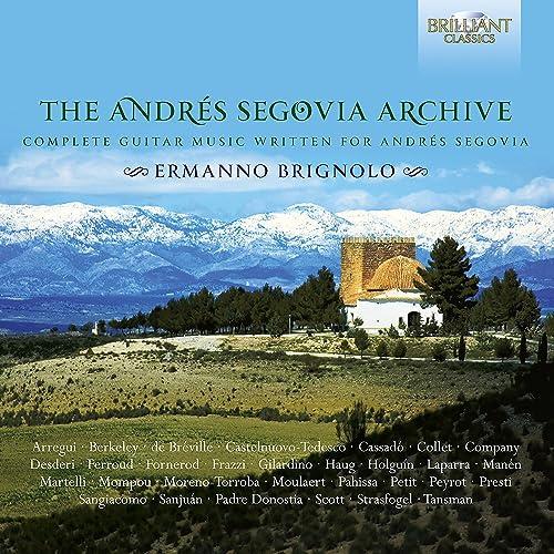 Briviesca, poema para guitarra, Op. 67 de Ermanno Brignolo en ...
