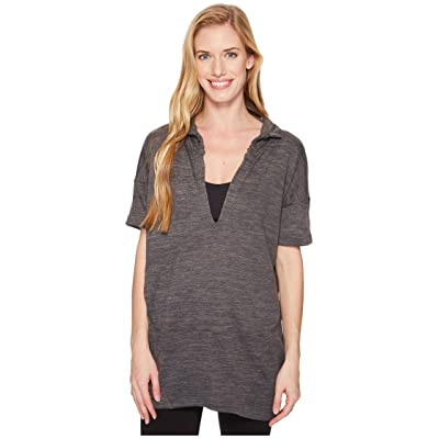 Lole Calixa Tunic (Black Heather) Women