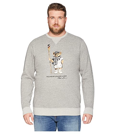 3752b6da55f0 Polo Ralph Lauren Big   Tall Big   Tall Vintage Polo Bear Fleece Sweatshirt