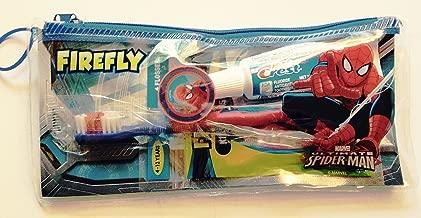 Firefly Dental Travel Kit for Kids (Ultimate Spider-Man)