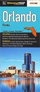 Orlando FL - Street Map