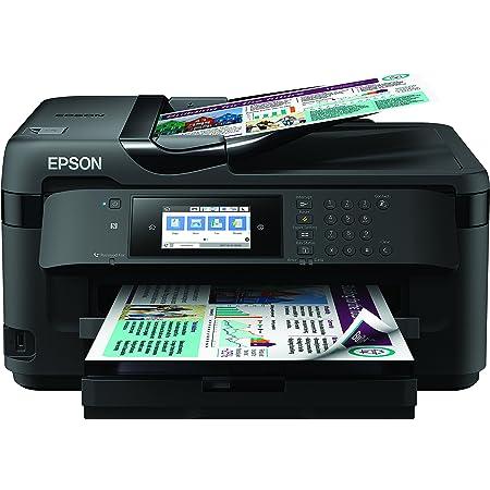 Epson Workforce Wf 7715dwf Drucker Schwarz Computer Zubehör