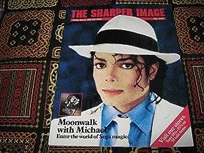 Tha Sharper Image Catalog (Michael Jackson , Moonwalk With Michael ! , Sega Magic)
