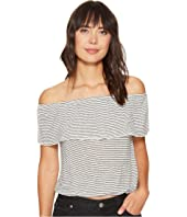 Amuse Society - Copeland Off The Shoulder Knit Top
