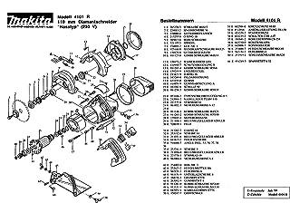 Makita 212004-2-1332 TLAM 810 - Rodamiento de agujas (recambio original 4101 R)