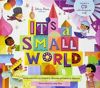It's A Small World Music Box