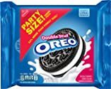 Oreo Double Stuf Chocolate Sandwich Cookies, 26.7 Ounce