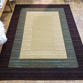 Best rubber bottom area rugs Reviews