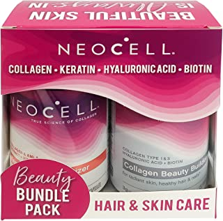 Neocell Hair & Skin Care Beauty Bundle Pack