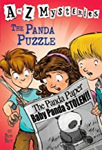 The Panda Puzzle (A to Z Mysteries)